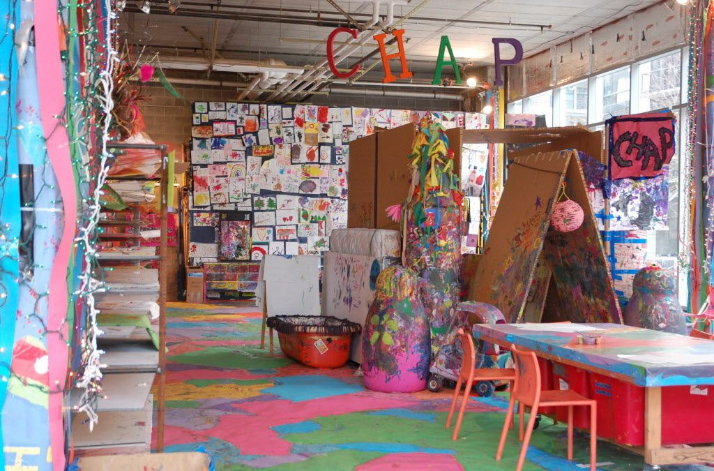 Children's Healing Art Project (CHAP): Party for a Cause